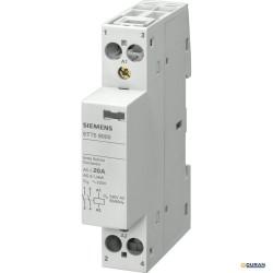 SENTRON-5TT58- Contactor de instalación de 25A 2NA