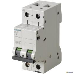 SENTRON-5SL6- Interruptores automáticos 1P+N
