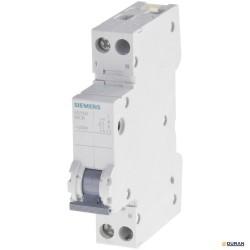 SENTRON-5SY- Interruptores magnetotermicos 1P+N