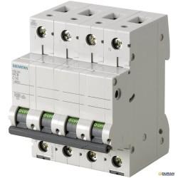 SENTRON-5SL6- Interruptores automáticos 3P+N