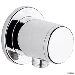 """Relexa- Codo de salida de 1/2"""" para flexo ducha."""