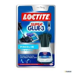 LOCTITE- Adhesivo Super Glue-3 Pincel