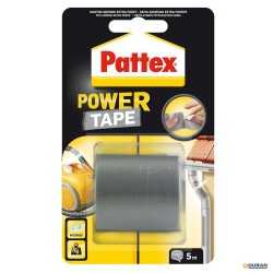PATTEX Cinta Adhesiva POWER TAPE gris