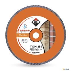 TON- Disco diamante abrasivo turbo