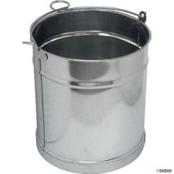 060510005- Cubo aljibe galvanizado de 11 litros