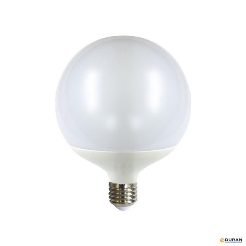 Bombilla Led Globo 5000K de Luz blanca 15W