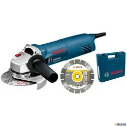 GWS1000- Amoladora Bosch de 125mm y 1000W